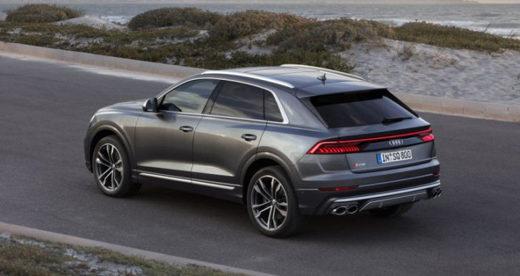 2020 Audi SQ7, SQ8 Roaring Soon Into a Neighborhood Near You