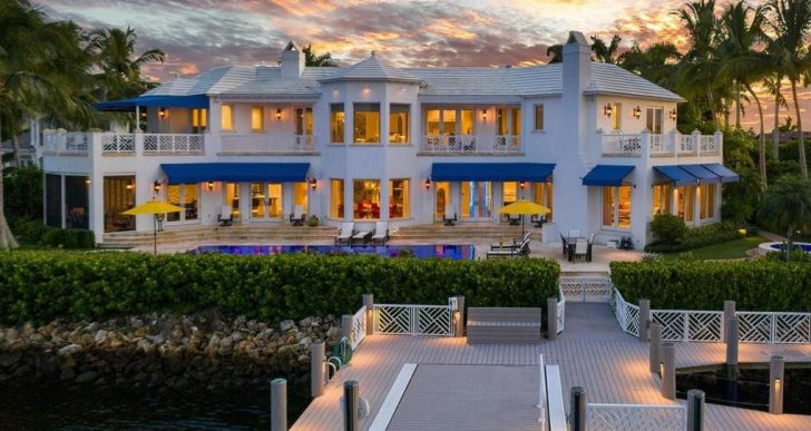 Author Janet Evanovich, Whose Books Have Sold Over 200M Copies, Lists Spectacular Florida Home for $17M