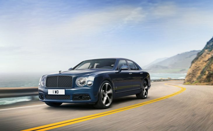 Bentley Mulsanne Takes a Bow With 6.75 Edition