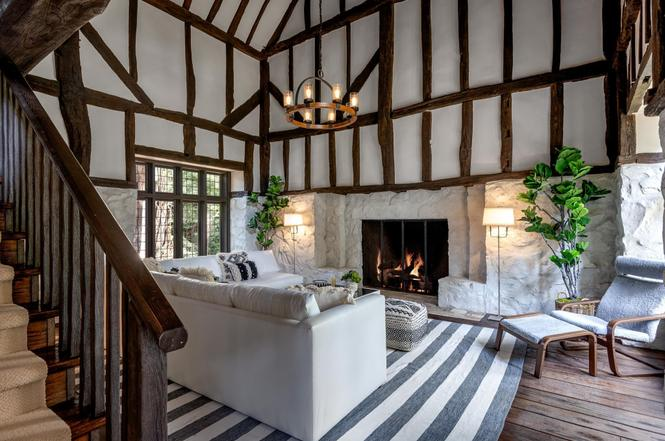 Ellen DeGeneres Homes In on a Historic Tudor in Montecito for Her Next Real Estate Amuse-Gueule