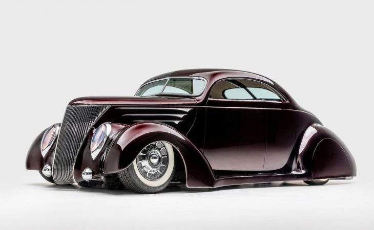Metallica Frontman James Hetfield Bringing Stunning Hot Rod Collection to Petersen Museum in L.A.