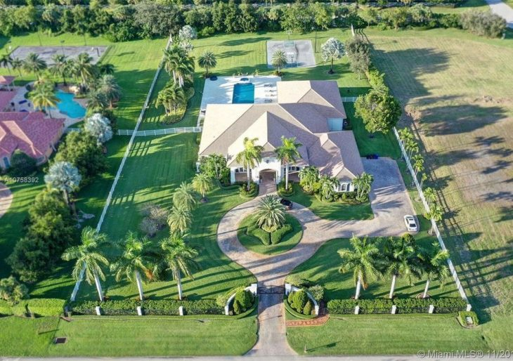 NFL Star Rodney Hudson Spends $3.1M for NBA Star Rudy Gay's Texture-Rich Florida Mansion