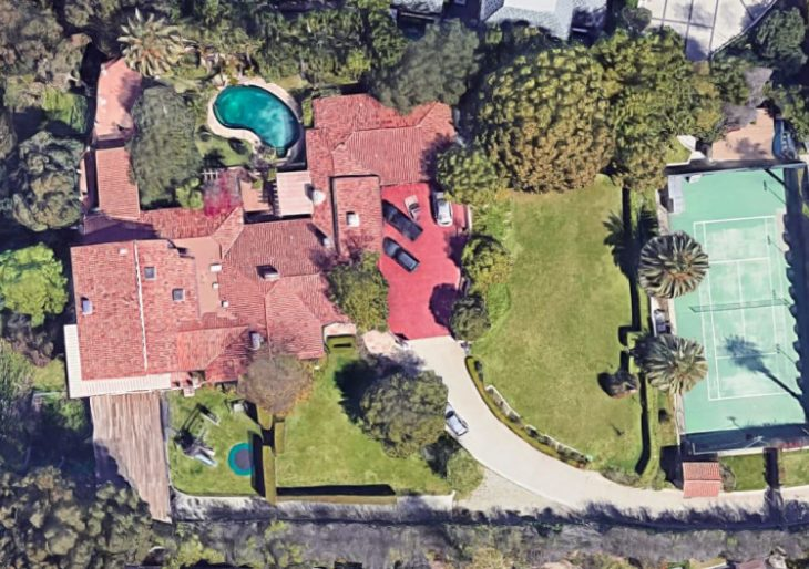 John Travolta Reportedly Sells Brentwood Home to Scooter Braun for $18M
