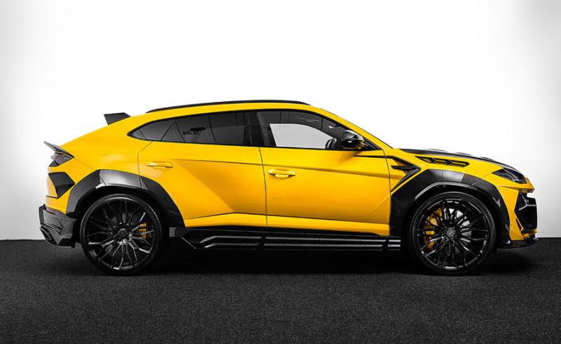 Lamborghini Los Angeles >> Lamborghini Urus Models an Aggressive Body Kit From Keyvany | American Luxury