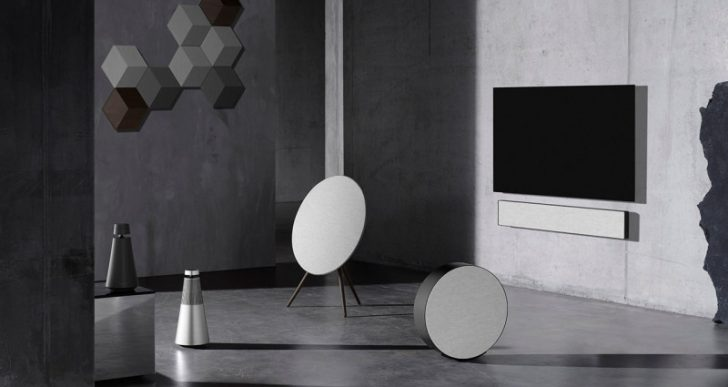 Bang & Olufsen Embraces Minimalist Ideal With 'Contrast Collection'