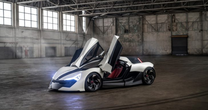 Apex AP-0 Latest Entry in New Breed of Electric Supercars