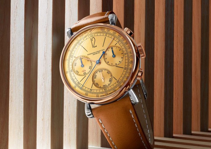 Audemars Piguet Revisits Decades-Old Ref. 1533 With [Re]master01 Chronograph