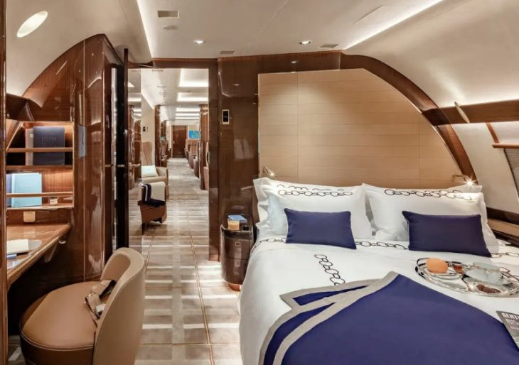 Bespoke $110M Airbus ACJ320neo Raises the Bar for VIP Flights With Sumptuous Cabin