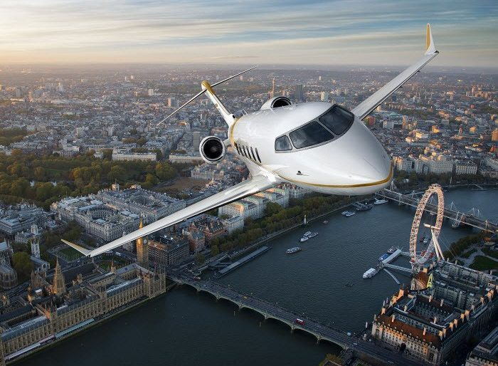 Bombardier Challenger 350 Still the Top-Selling Super Mid-Size Jet