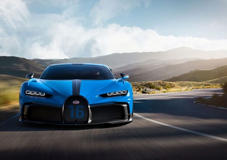 Bugatti Chiron Pur Sport: Pair With Long, Winding Roads