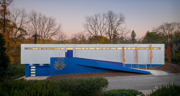 House P in Ann Arbor by PLY+