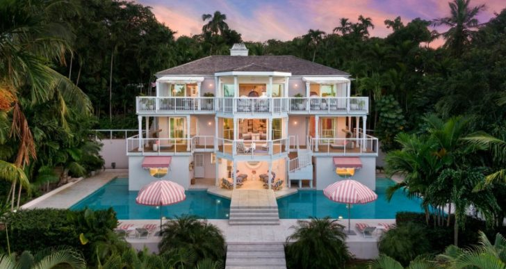 Jackie Kennedy's Bahamas Getaway on the Market for $5.5M