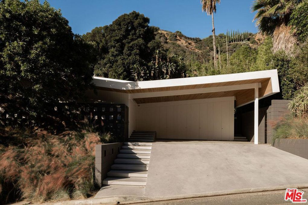 Jason Statham's LA Home