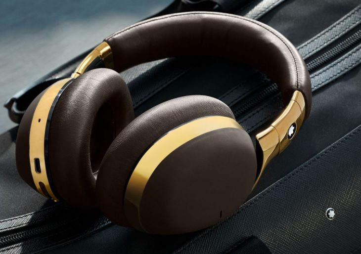 Montblanc Goes Wireless With 'Smart' Headphones
