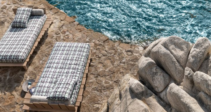 Rafael Outdoor Furniture Collection Conjures Sunny Destinations