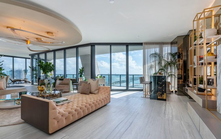 David and Victoria Beckham Buy $24M Penthouse at Zaha Hadid-Designed Tower in Miami