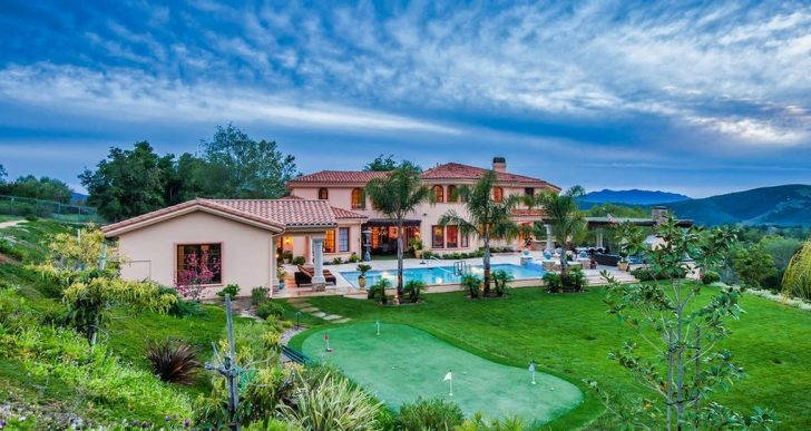 'Hercules' Star Kevin Sorbo Puts Westlake Village Spread on the Market for $4M