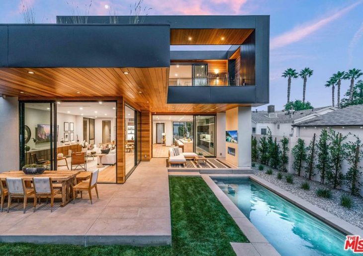 John Legend and Chrissy Teigen Pick Up Sleek New Build in West Hollywood for $5.1M and List It for $26K/Month