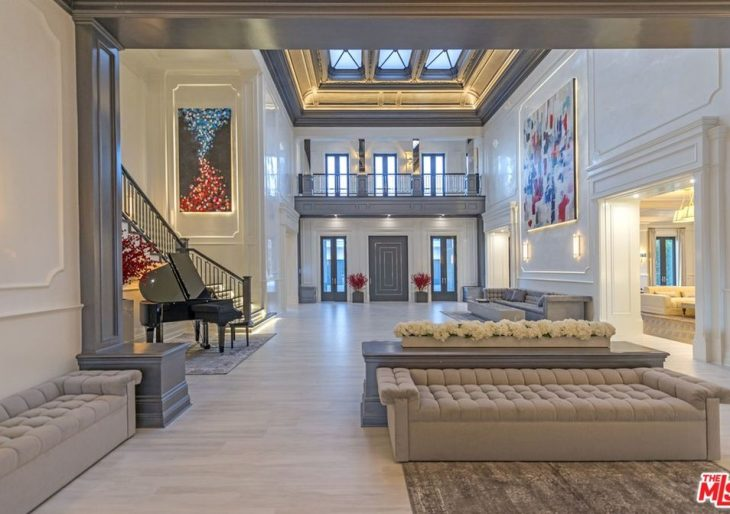 Gala Asher's 90210 Spec Uber-Mansion Available for $85M, Down From Original $135M