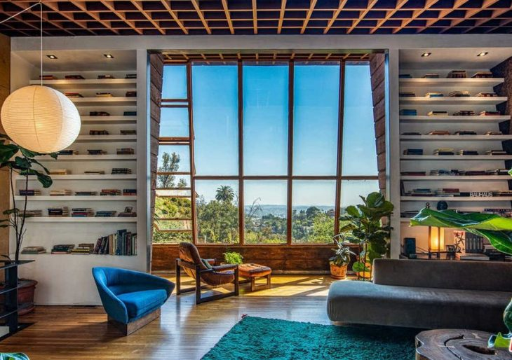 Notable Architectural in L.A. by A. Quincy Jones Available for $20K/Month