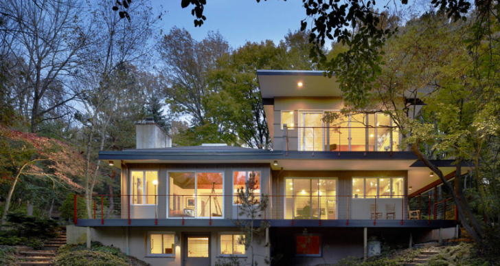 Seidenberg House in Pennsylvania by Metcalfe Architecture & Design