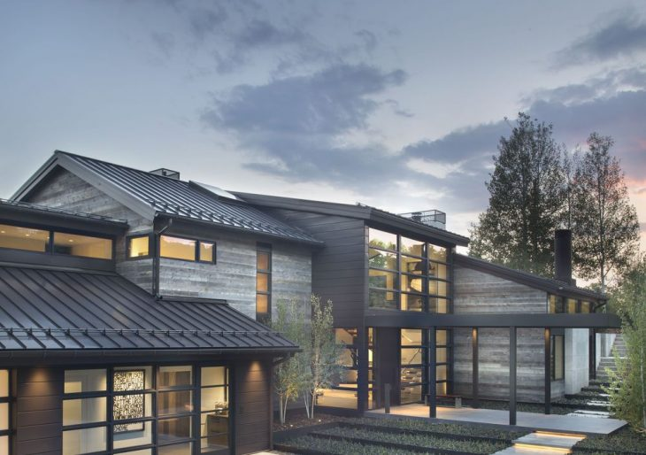 The Lookout House in Aspen by Rowland+Broughton Architecture