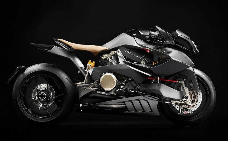 With Vyrus Alyen 988, Motorcycle Design Takes a Big Leap Forward