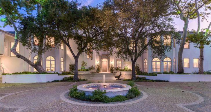 'All in the Family' Producer Norman Lear Price-Chops Brentwood Masion to $35M, Down From $55M