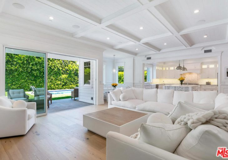 Dakota and Elle Fanning Asking $2.7M for East Coast Transitional-Style Home in L.A.
