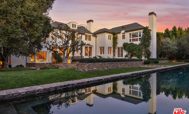 Kim and Khloe Kardashian's Business Partners Jens and Emma Grede Treat Themselves to $24M Bel Air Spread