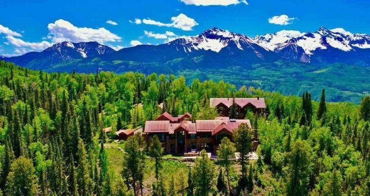'Men in Black' Director Barry Sonnenfeld Seeks $13.3M for Picturesque Colorado Retreat