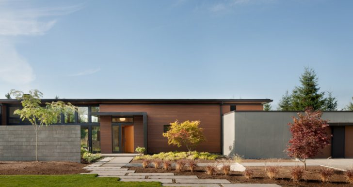 Olympia Prairie Home in Washington by Coates Design: Architecture + Interiors | Seattle Architects