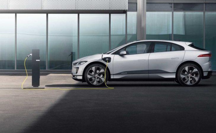 2021 Jaguar I-Pace Receives a Slew of Improvements
