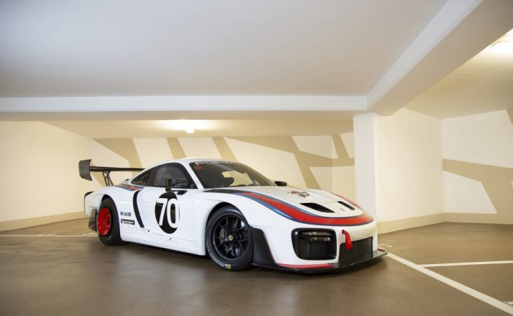 2020 Porsche 935 Hits Auction Block