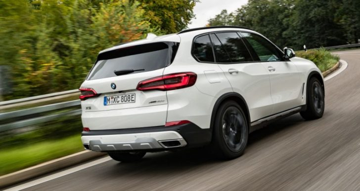 2021 BMW X5 Plug-In Hybrid Offers Significantly More Power and Electric Range