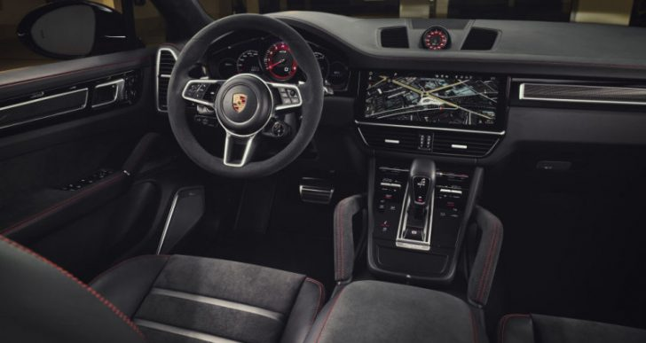 2021 Porsche Cayenne GTS and GTS Coupe Add Peppy V8-Powered Entries to SUV Lineup