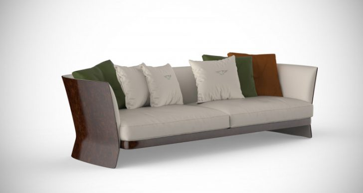 Bentley Introduces 'Newent' Furniture collection