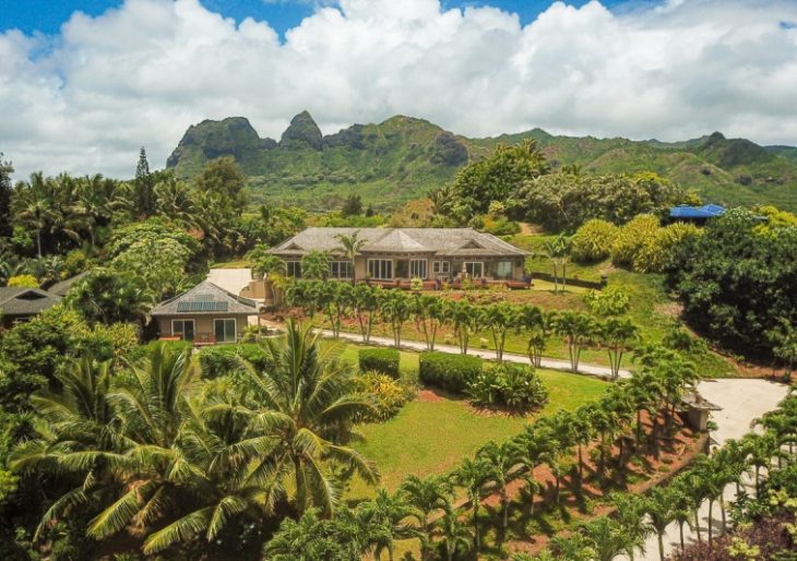 Carlos Santana Offering Hawaii Hideout for $3M