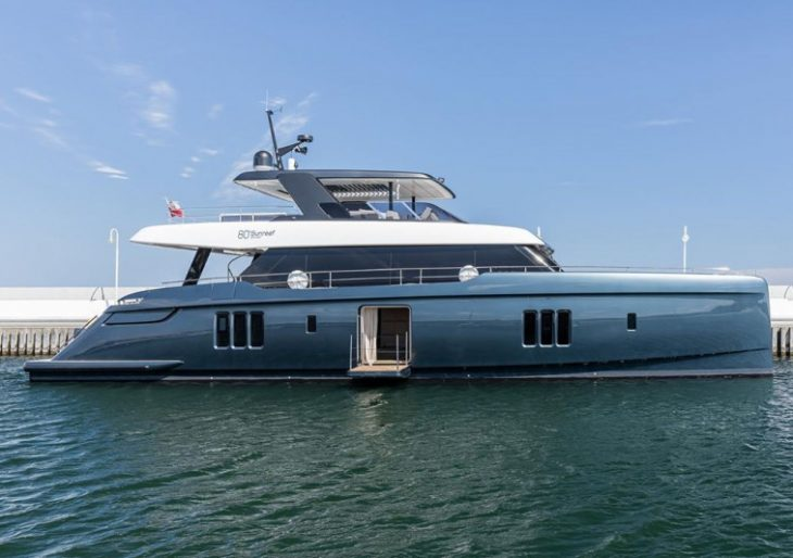 Cool Cat: Rafael Nadal Takes Delivery of New Yacht
