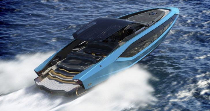 Conor McGregor Treats Himself to Lamborghini Yacht