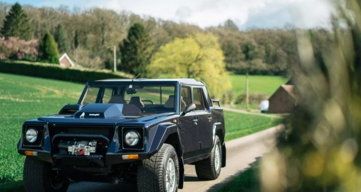 Lamborghini LM002 Could Be Yours for $357K