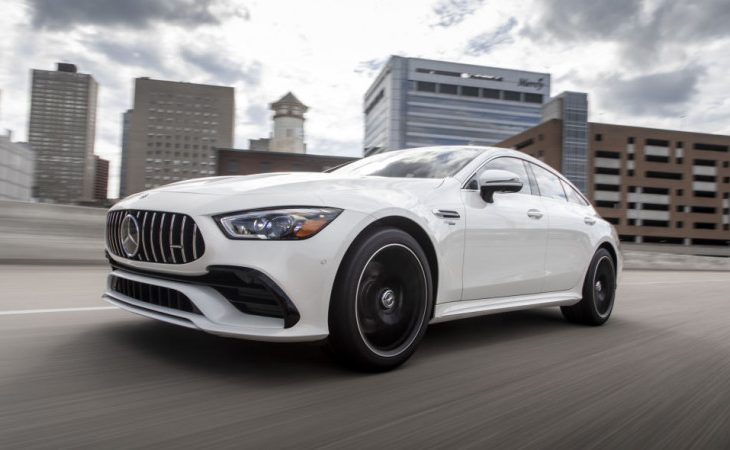 Mercedes-AMG Offers More Affordable GT 43 4-Door Coupe for $91K