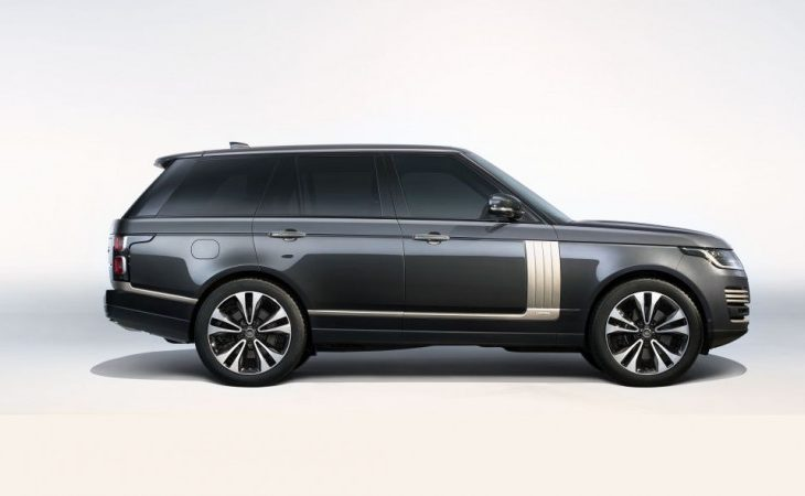 Range Rover Turns 50, Celebrates With 'Fifty' Model