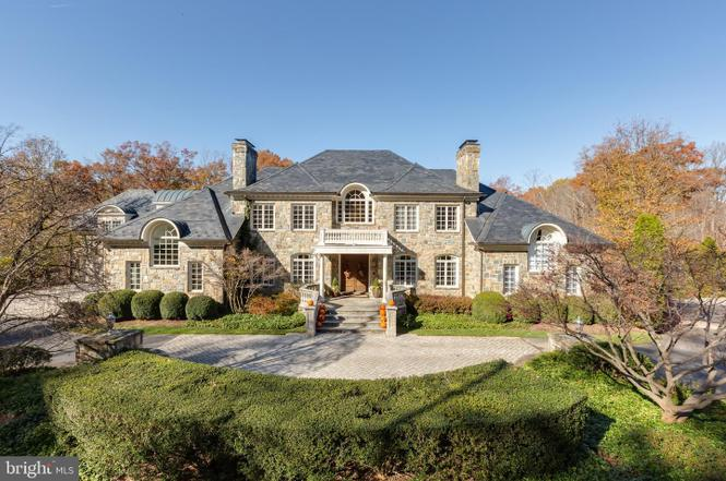 World Series Champion Jayson Werth Offering Northern Virginia Mansion for $7M