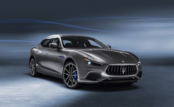2021 Maserati Ghibli Hybrid Points Toward Electric Future