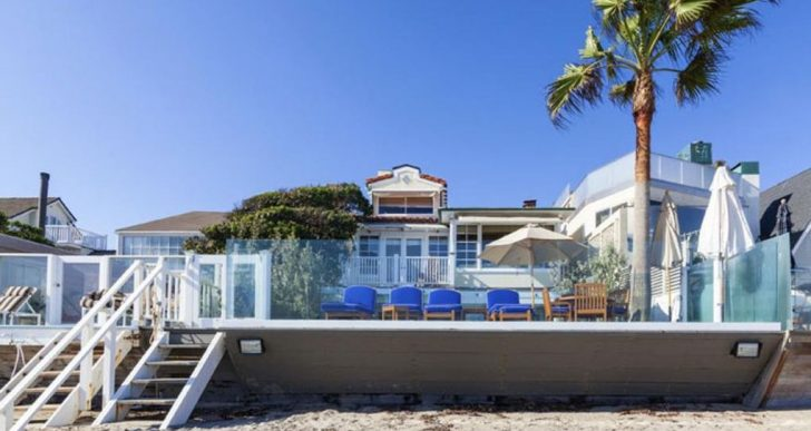 'Apprentice' Creator Mark Burnett and 'Touched by an Angel' Star Roma Downey Offering Malibu Colony Rental for $35K-$100K