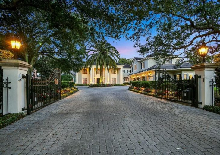 Florida Home of Late Billionaire Yankees Owner George Steinbrenner Available for $4.4M