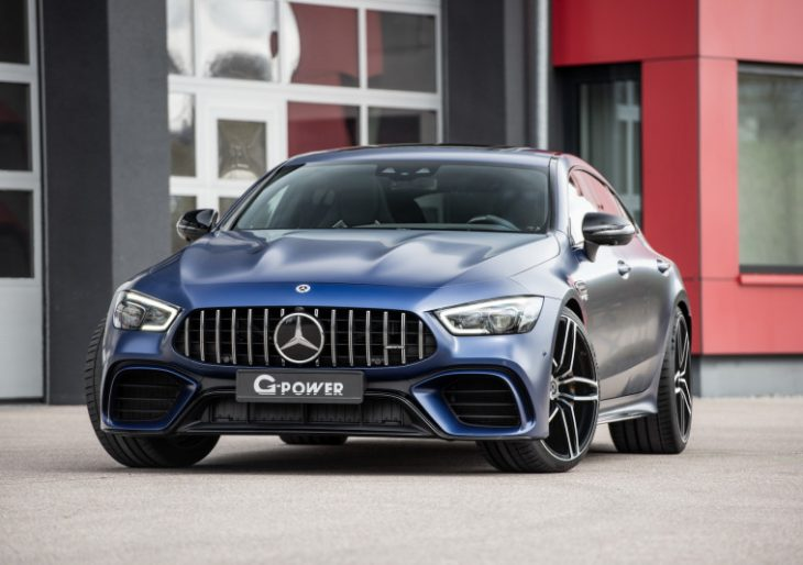 G-Power Dials Up Mercedes-AMG GT 63 S 4-Door Coupe to 789 Horsepower