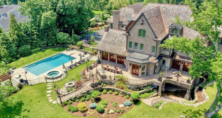 JetBlue Founder David Neeleman Puts Fairytale Connecticut Chateau on the Market for $8.3M