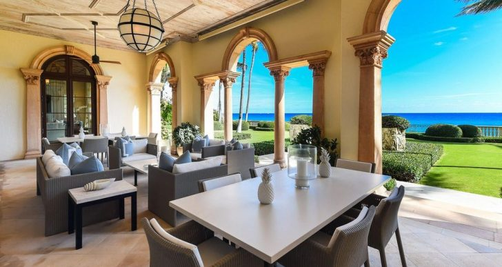 Jon Bon Jovi Upgrades to Magnificent Palm Beach Trophy for $43M